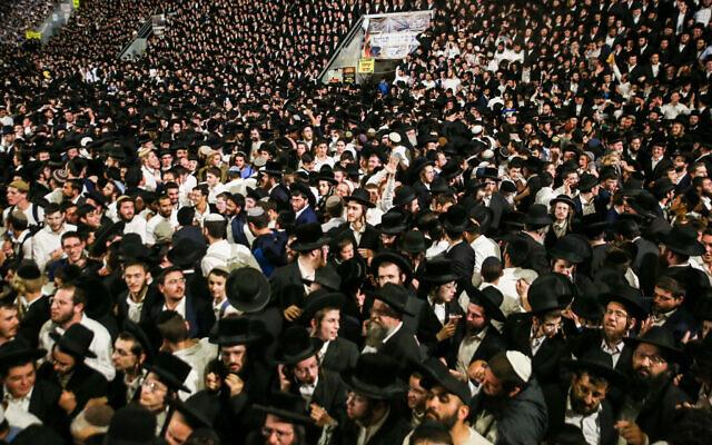 Tragedie în Israel. Zeci de oameni, uciși într-o busculadă de proporții la un pelerinaj religios