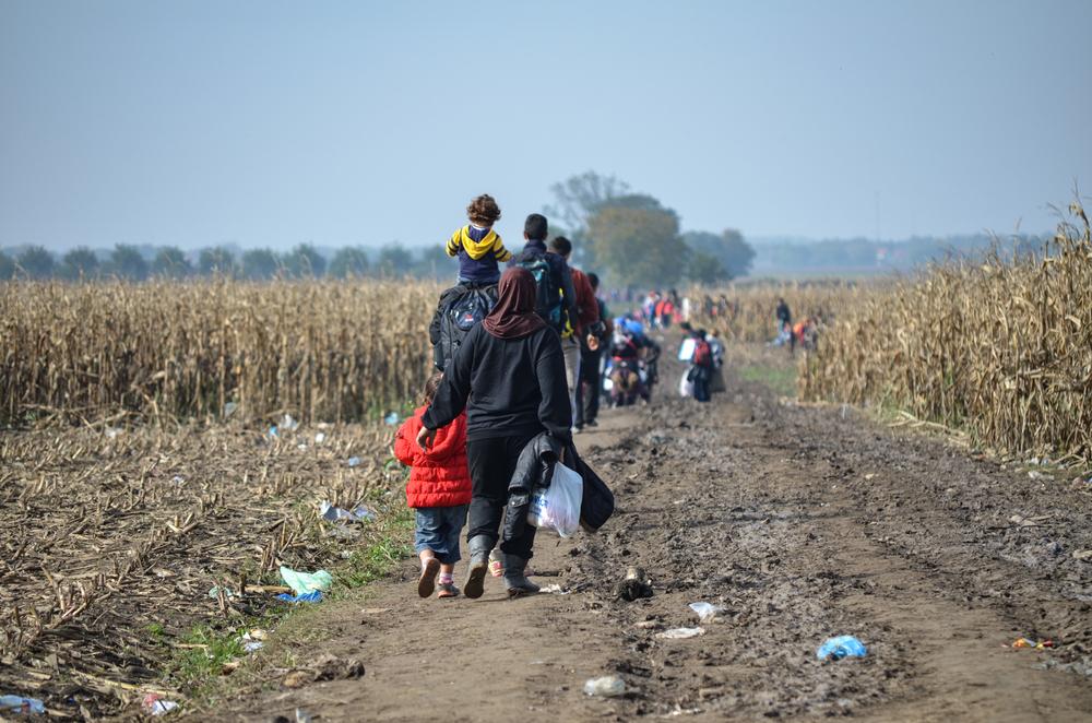 """""""Când intri în România ești un om mort"""". Ce a pățit un imigrant din Mali când a trecut ilegal granița cu Serbia"""