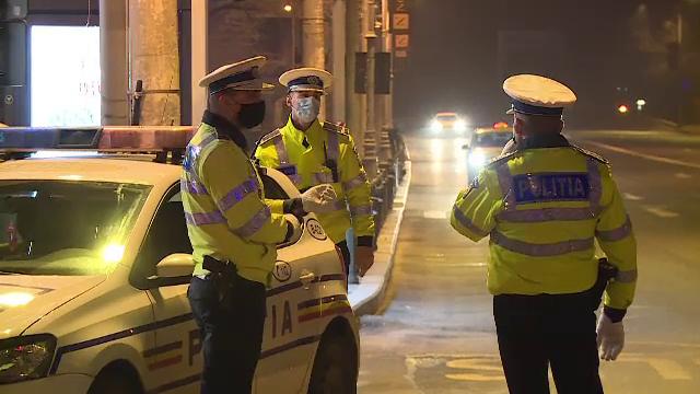 Poliţiştii, jandarmii, şi pompierii îşi vor suplimenta forţele în toată ţara, timp de trei zile