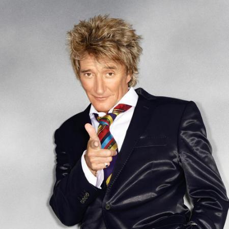 Rod Stewart, in concert la Bucuresti