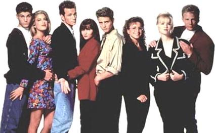 """Actorii """"Beverly Hills 90210"""" s-au reunit într-un nou serial. Premiera, miercuri în SUA"""