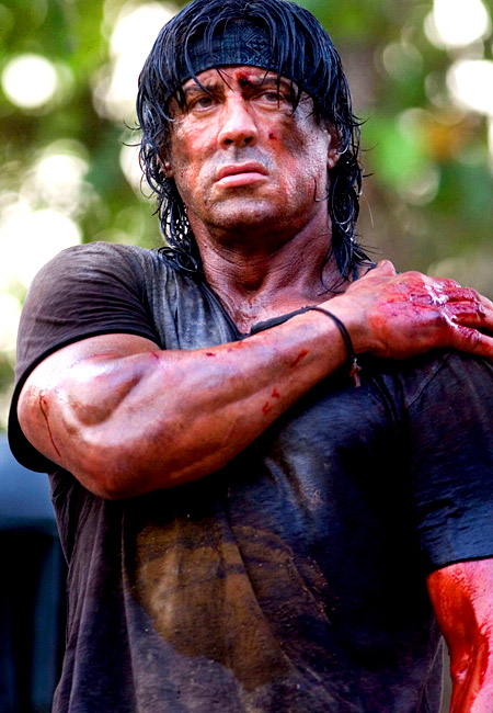 Sylvester Stallone a ajuns intre cei mai buni boxeri ai lumii, doar pentru ca a jucat in