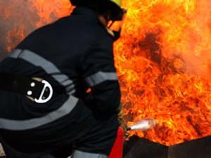 Incendiu la un orfelinat din Baia Mare! Un copil a lesinat de spaima