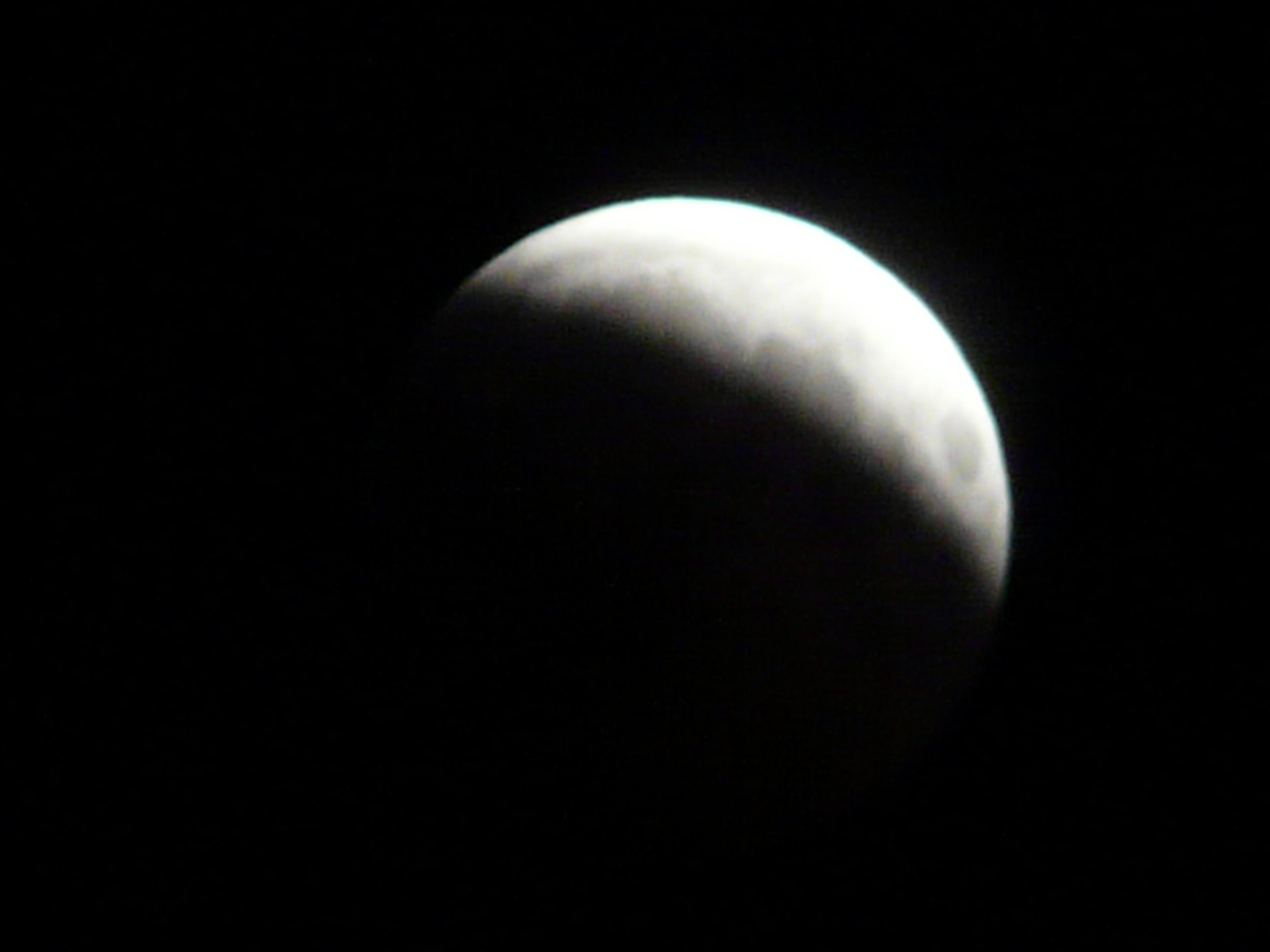 Eclipsa de luna si