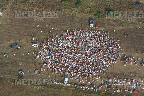 5.000 de yoghini sunt asteptati in weekend la Baile Herculane