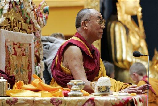 Atac fara precedent al Guvernului chinez la adresa lui Dalai Lama.