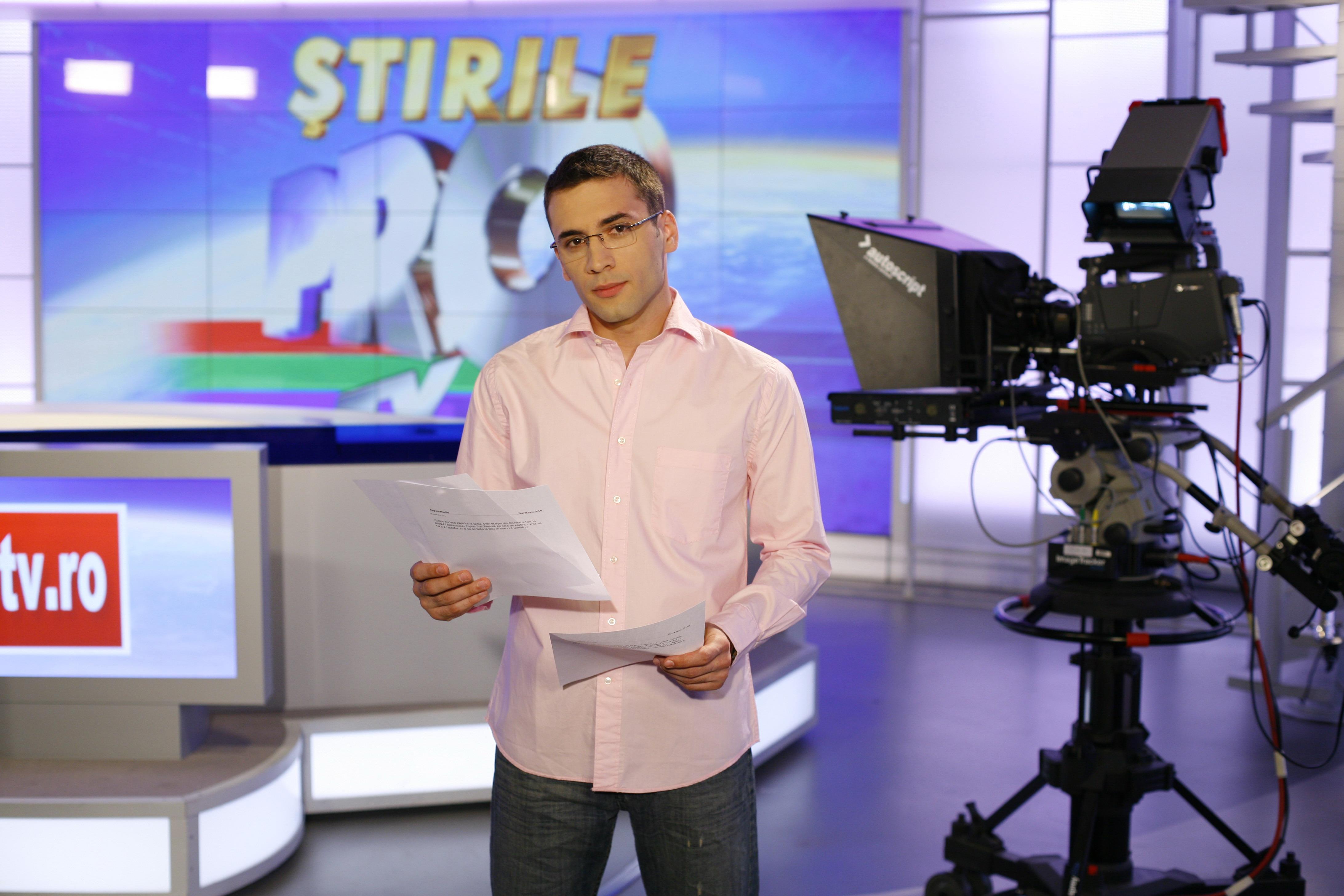Stirile ProTv de la ora 13.00 cu Daniel Nitoiu - 05.07.2011