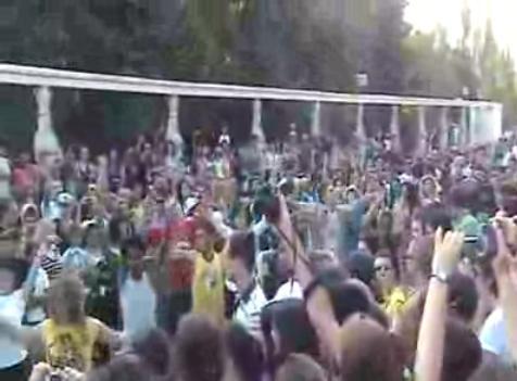 Flashmob-ul, noul