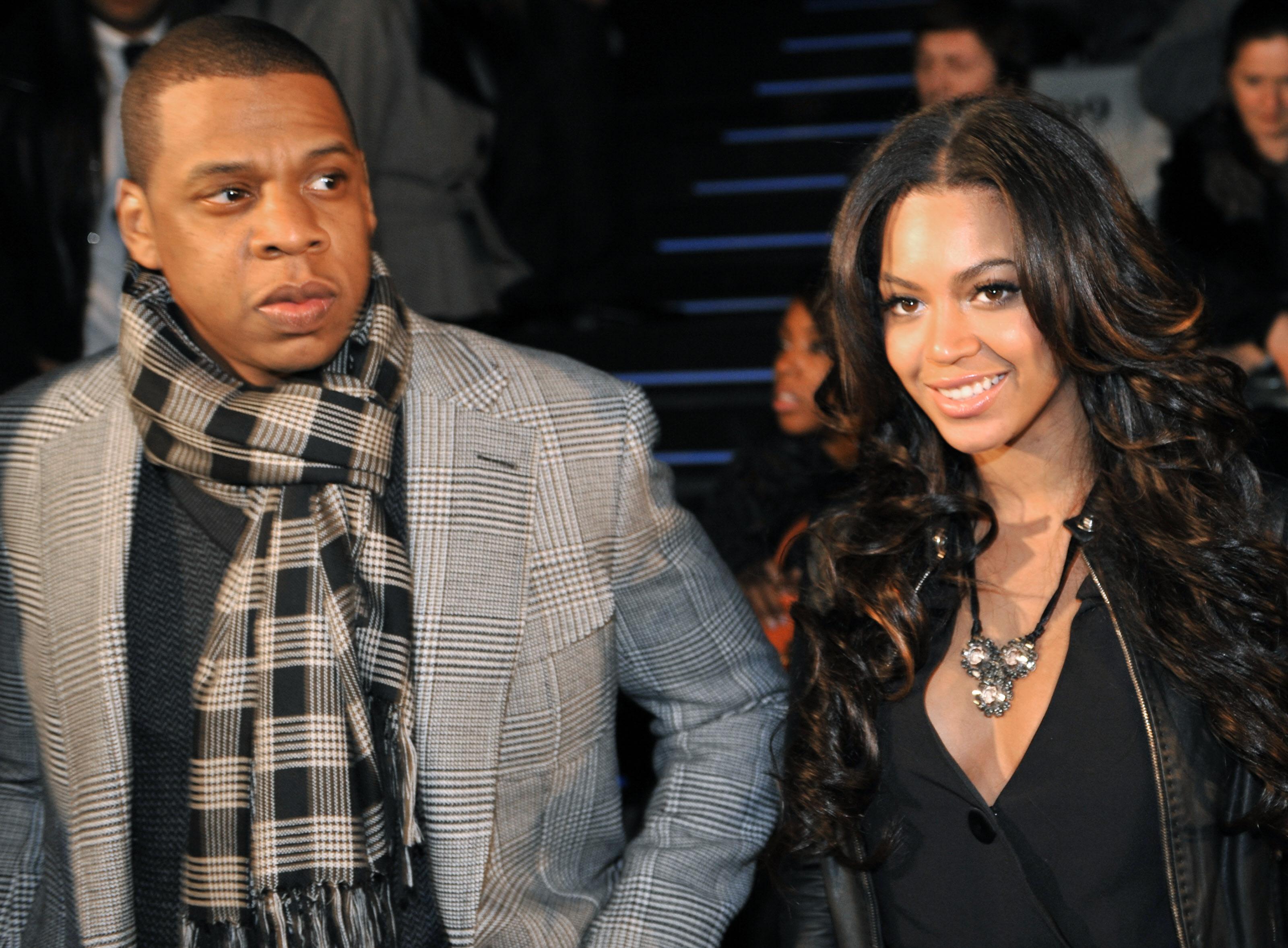 Beyonce si Jay-Z, pata de culoare la petrecerea privata de la nunta regala?