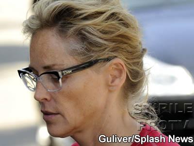 Sharon Stone, atacata in propria casa de un bolnav mintal