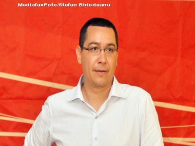 Ponta: Roberta Anastase este un fel de Ali Baba, seful hotilor din PDL