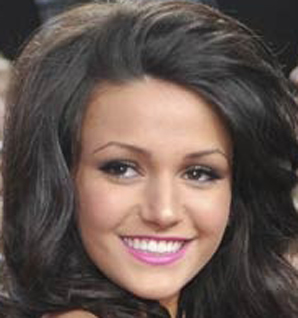 Cheryl Cole nu mai e cea mai frumoasa! Michelle Keegan a intrecut-o!