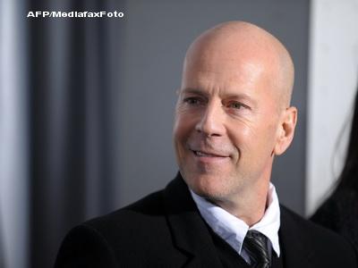 Bruce Willis pe