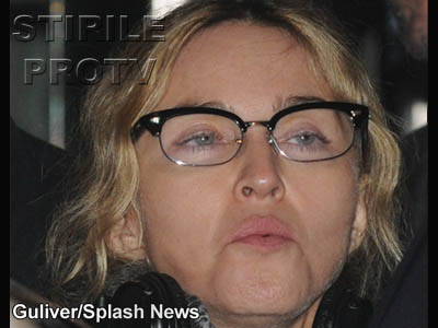 Madonna, la un pas de autoflagelare. Lasa Kabbalah pentru