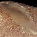 Revista presei: Ramasitele extraterestrilor gasite intr-un vulcan pe Marte!