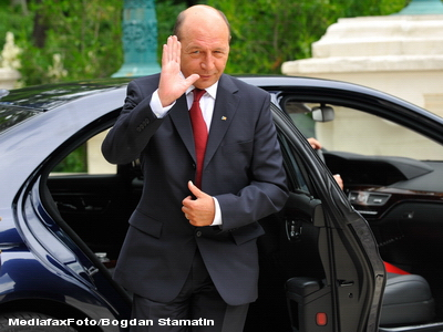 Basescu: Disponibilizari pana avem un aparat de stat competent. Sa plece incompetentii si