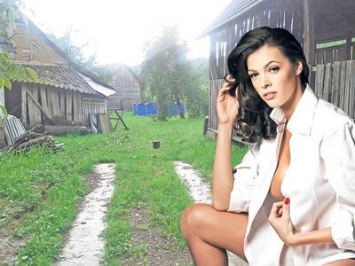 Alina Vidican se mandreste cu sotul ei: