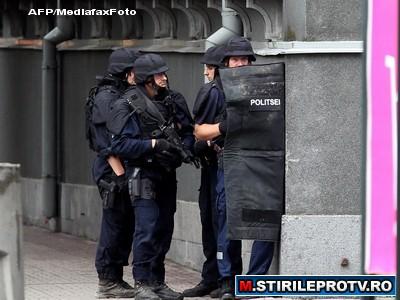 Atac la ministerul apararii din Estonia. Un barbat inarmat a luat cativa ostatici, dar a fost ucis
