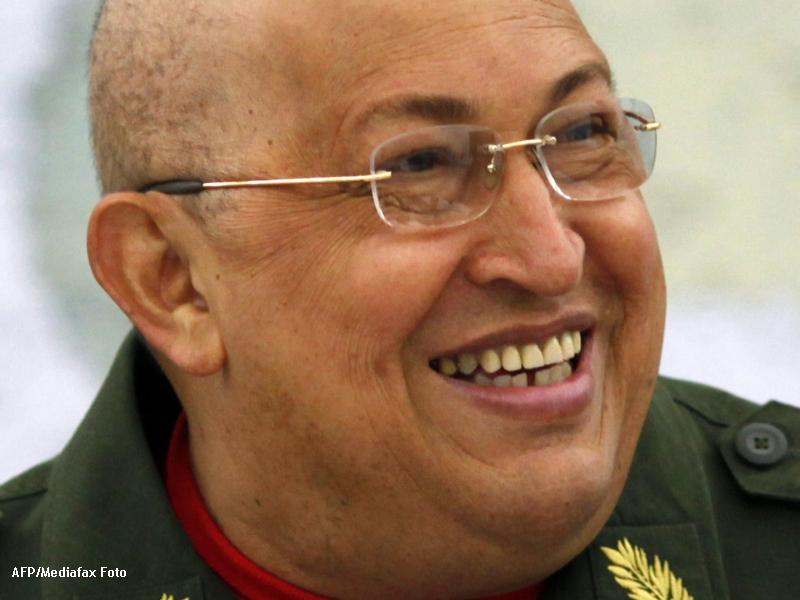 Surse: Cancerul de care sufera Hugo Chavez este in faza terminala. Mai are doar doua luni de trait