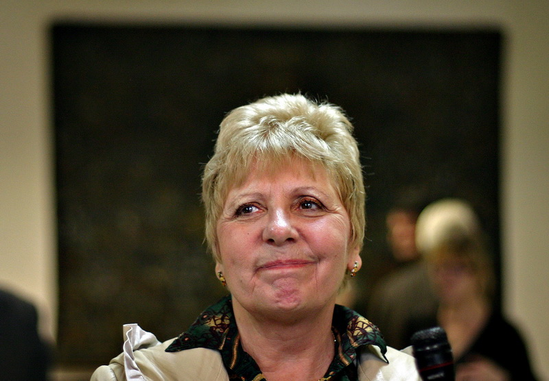 Viorica Bucur, critic de film si profesor la UNATC, a murit