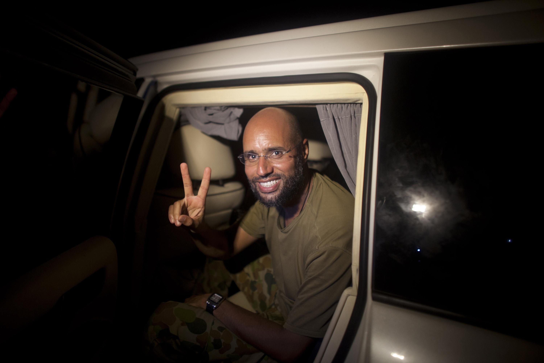 Fiii lui Ghaddafi au scapat din mainile rebelilor: