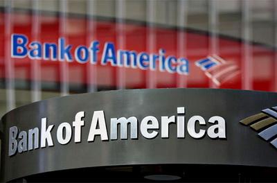 Bank of America a recompensat angajatii pentru atingerea cotelor la confiscari de locuinte