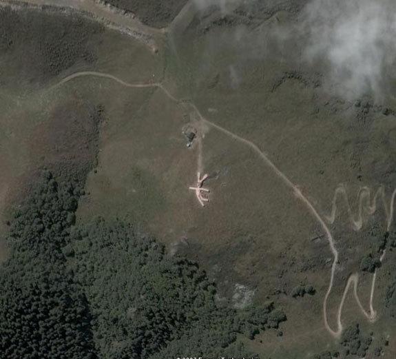 Google Earth stie tot ce faci. Cele mai ciudate locuri de pe Terra, surprinse de sateliti. FOTO