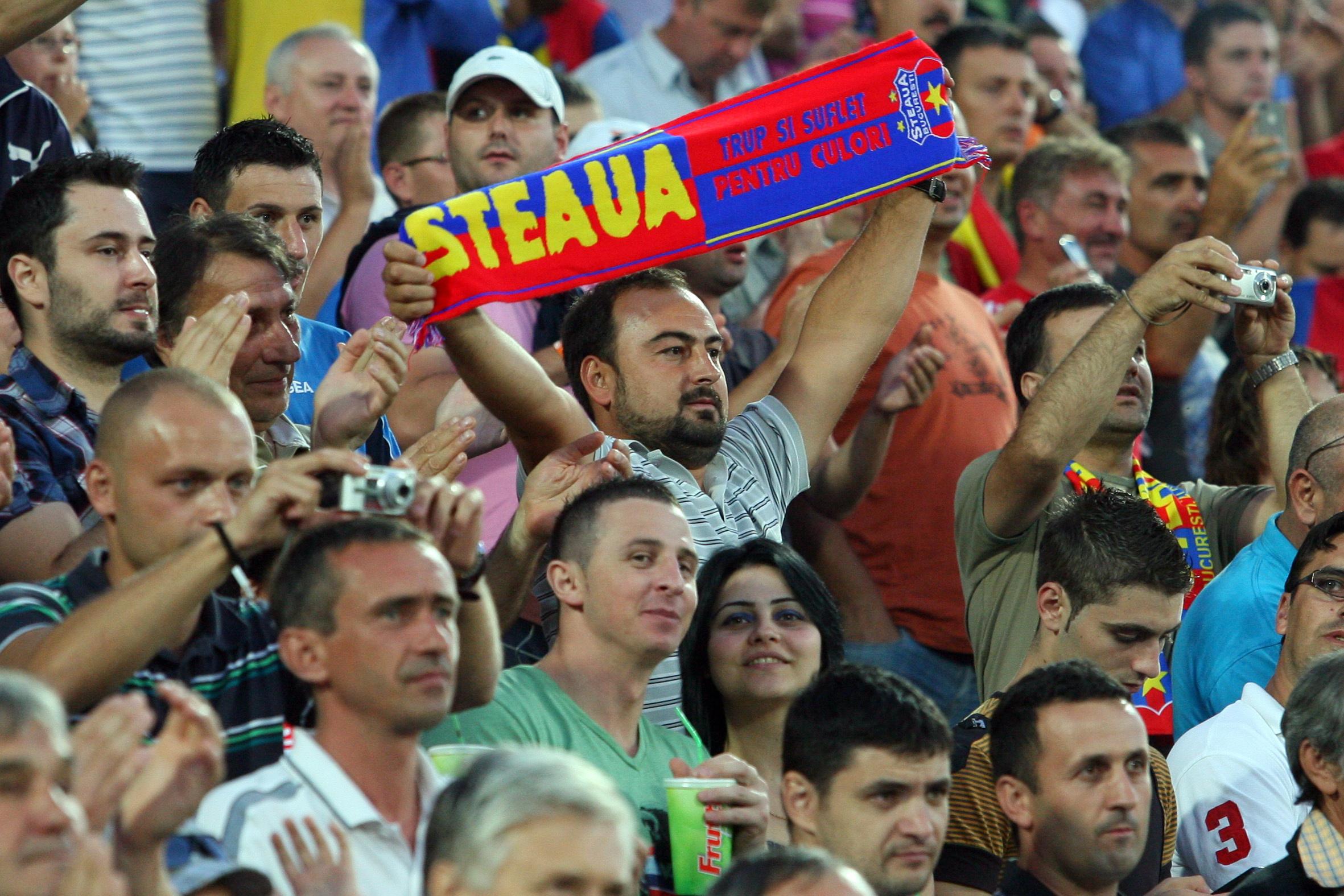 3 in, 2 out. Steaua, Vaslui, Rapid, in grupele Europa League. Dinamo si Gaz Metan Medias, eliminate
