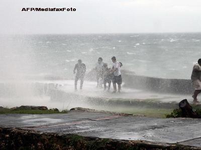 Sandy, uraganul de categoria 1 care a facut ravagii in Cuba, ameninta Jamaica