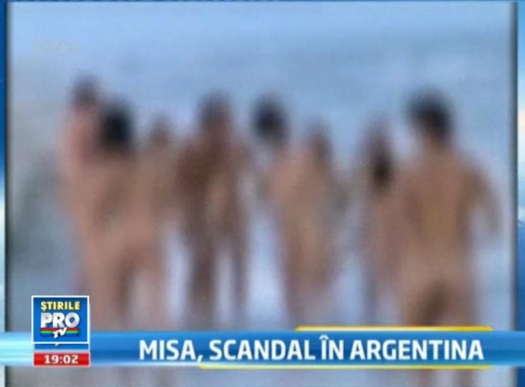 Argentina, revoltata de