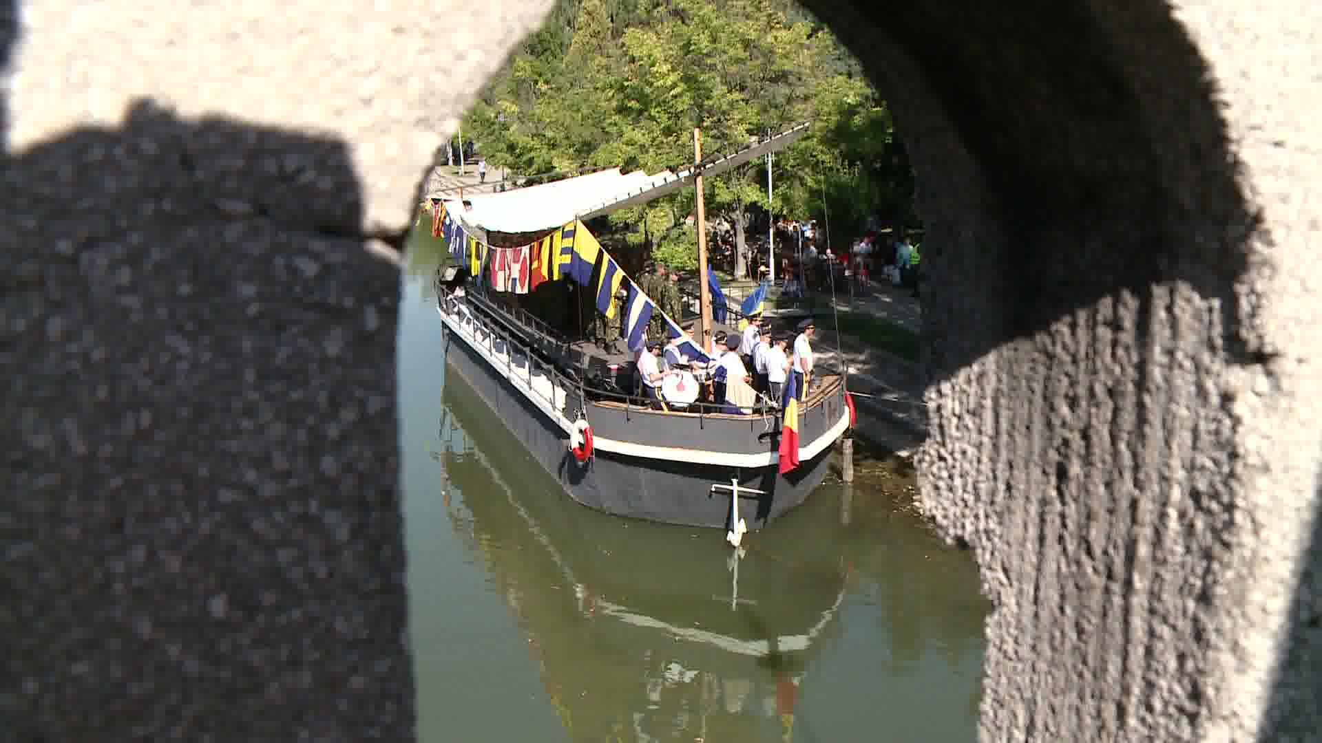 Ziua Marinei, sarbatorita si la Timisoara. Cele mai importante momente ale evenimentului