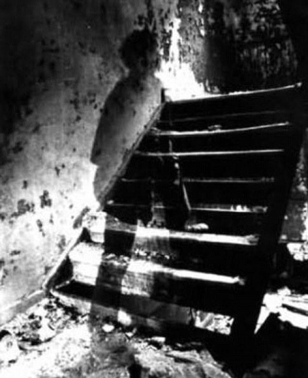 Imaginile care te pun pe ganduri sau te sperie, daca esti printre cei care cred in fantome. FOTO