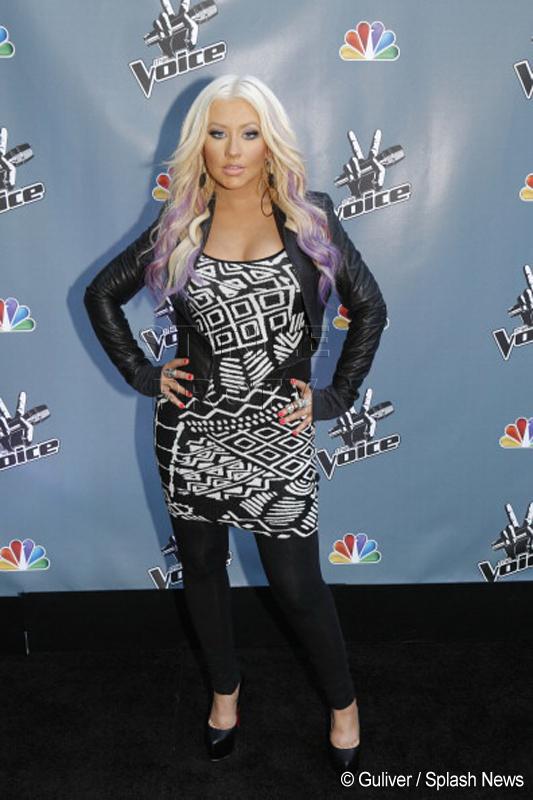 Toata lumea a ras de cum s-a ingrasat Aguilera, dar ar putea incasa 3 MILIOANE de dolari pentru asta