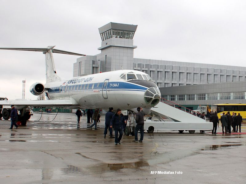 Un avion Aeroflot a aterizat de urgenta in Islanda, in urma unei amenintari cu bomba