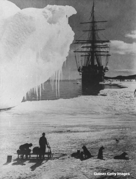Doi cercetatori americani au descoperit, in apropiere de Groenlanda, epava navei Terra Nova