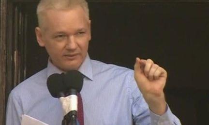 Assange apreciaza ca alegerea sa in Australia ii va permite sa paraseasca ambasada Ecuadorului