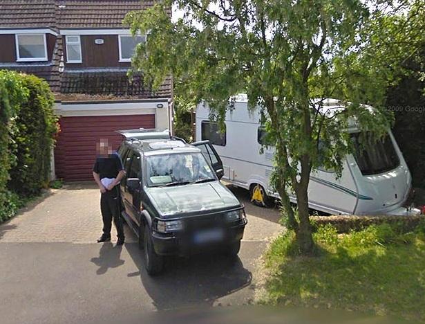 Google Street View,