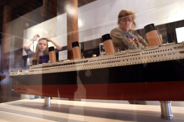 Un magnat australian a aratat primele imagini cu Titanic 2: cum arata proiectul sau nebun