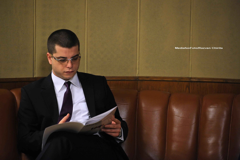 Honorius Prigoana, fiul deputatului PDL Silviu Prigoana, s-a inscris in PNL
