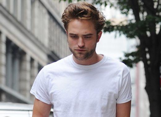 PRIMA fotografie in public impreuna cu Robert Pattinson, de cand l-a inselat.