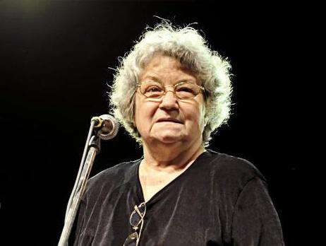 Poeta Constanta Buzea, fosta sotie a lui Adrian Paunescu, a murit