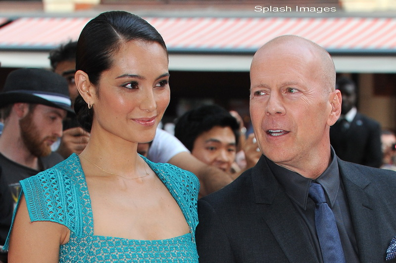 Sotia lui Bruce Willis i-a interzis acestuia sa mai execute cascadorii