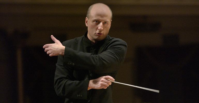 Festivalul George Enescu 2013. Dirijorul Paavo Järvi, laureat cu Grammy, in premiera la Bucuresti