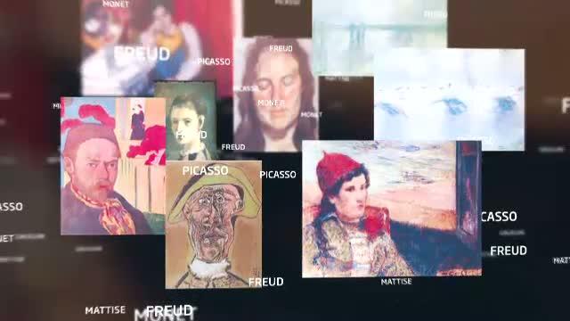 Adrian Procop, acuzat ca a furat tablourile din Rotterdam, prins in Marea Britanie