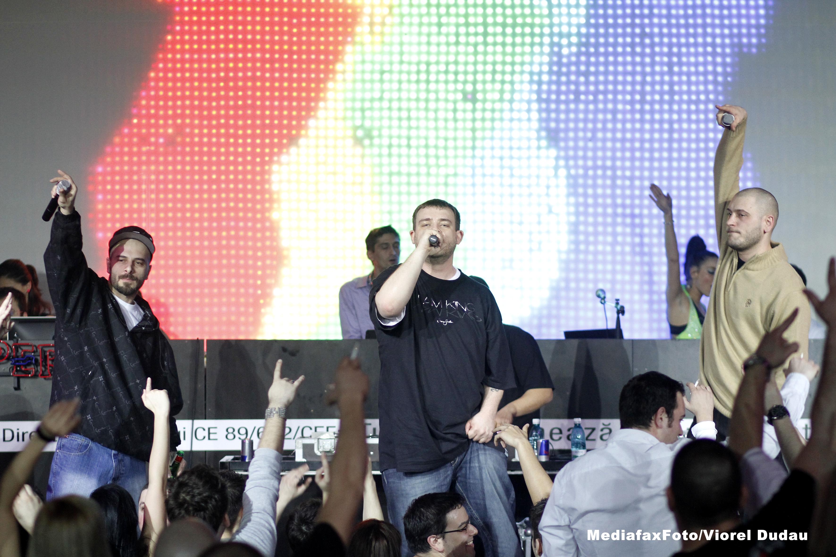 Scandal la Mamaia Music Awards 2013. BUG Mafia il acuza pe organizator ca a vrut sa dea o