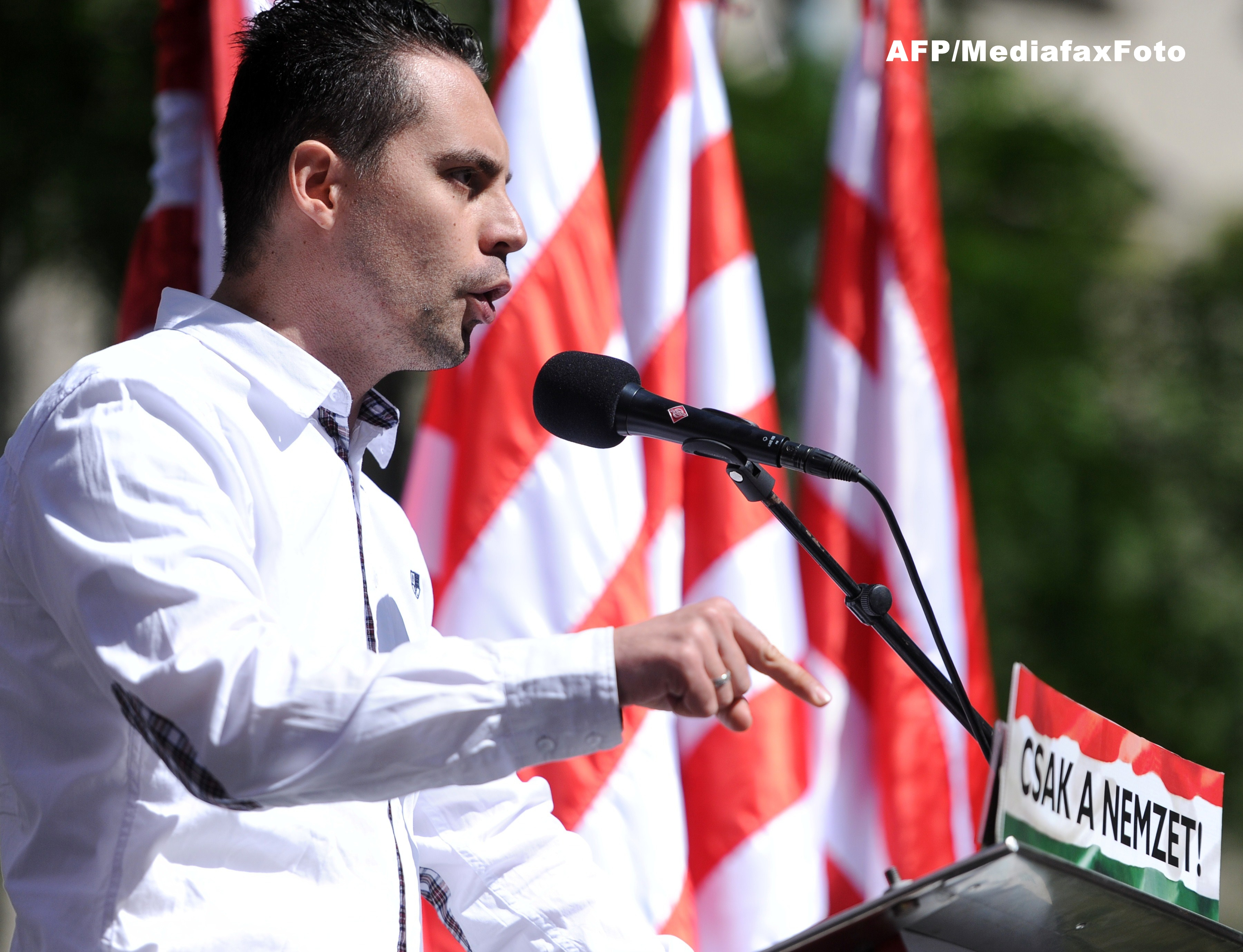 Partidul nationalist Jobbik raspunde sfidator MAE-ului. Un deputat PSD depune plangere penala