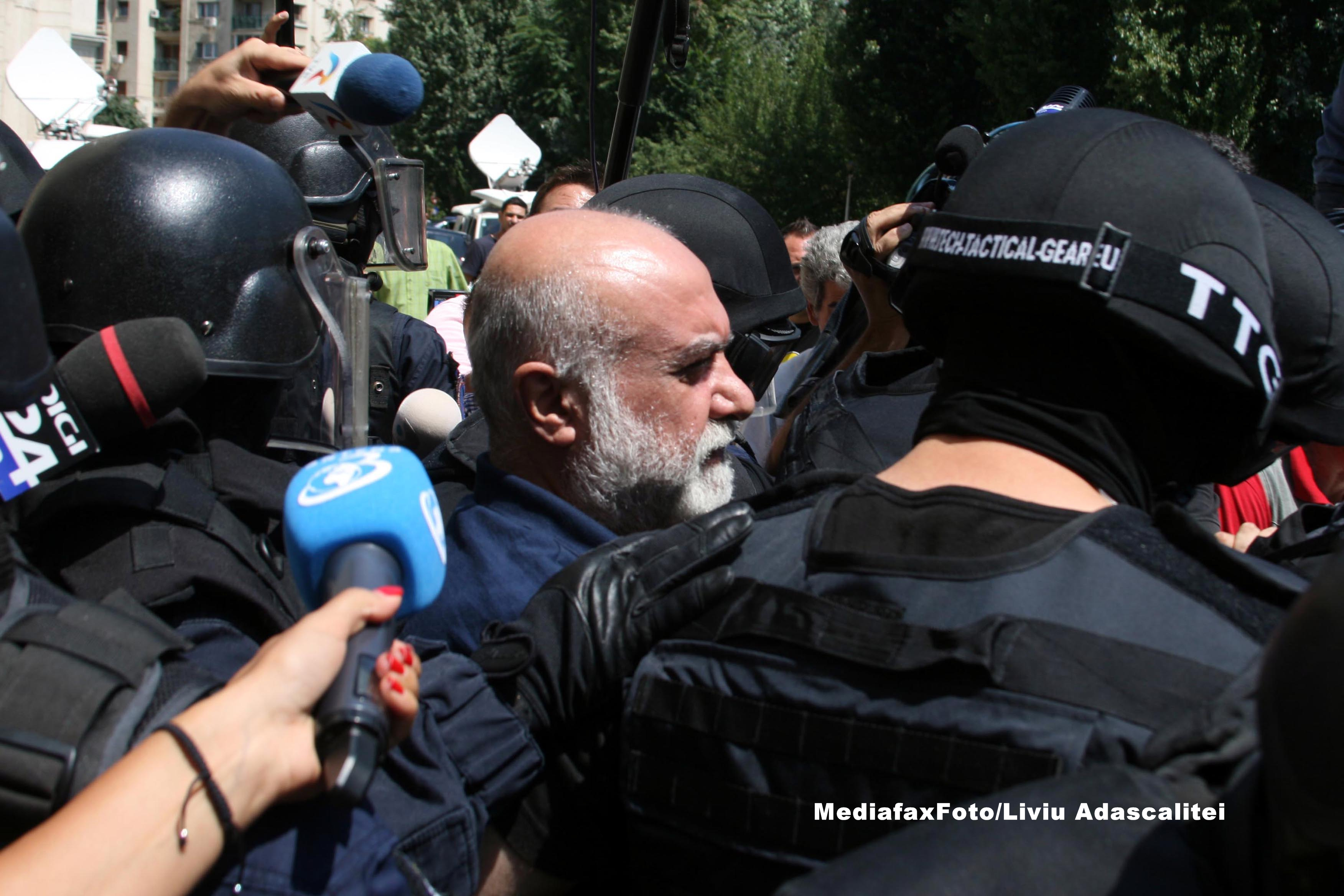 Omar Hayssam a fost transferat de la Penitenciarul Rahova la Penitenciarul Margineni