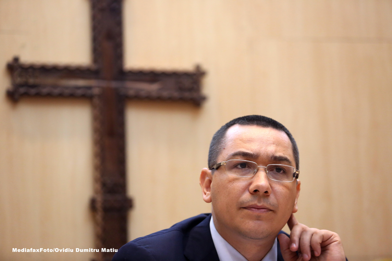 Victor Ponta: Familia Cioaba va fi ajutata in masura prevazuta de lege pentru orice cetatean roman