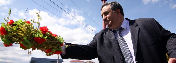 Comunitatea roma, in doliu. Florin Cioaba ar putea fi inmormantat joi, alaturi de tatal sau