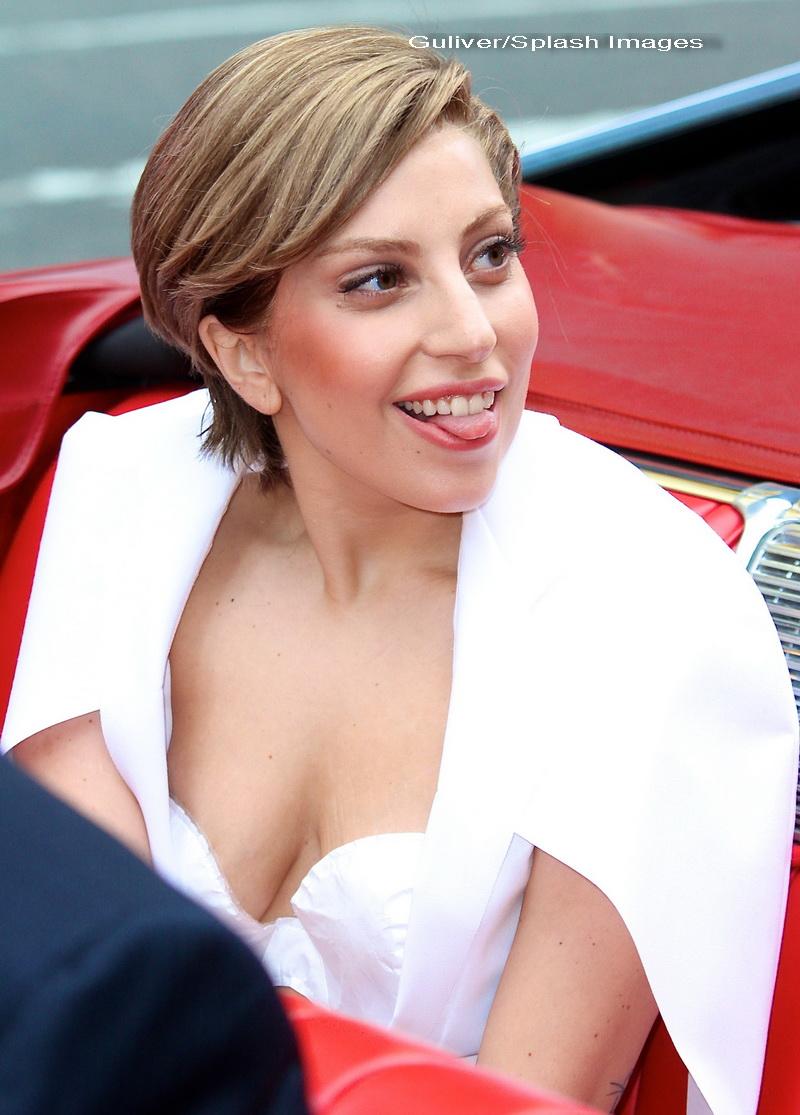 Lady Gaga, in